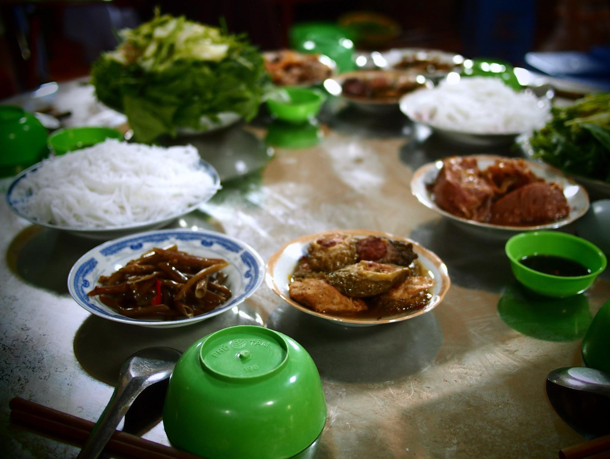 Mekong meal